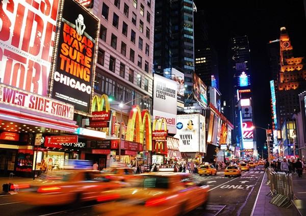 Fotomural Decoración Manhattan