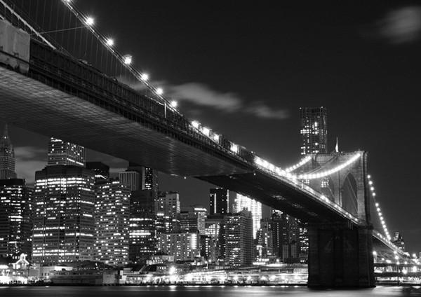 Fotomural Puente de brooklyn