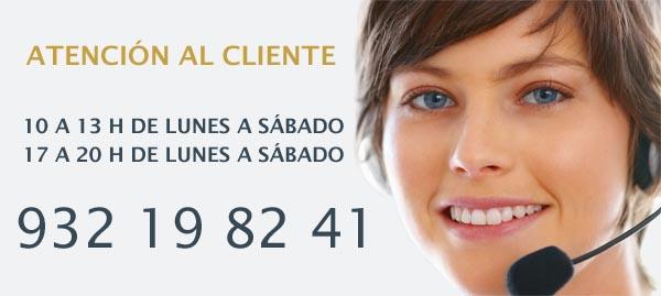 Teléfono Pedidos Papel Pintado Barcelona
