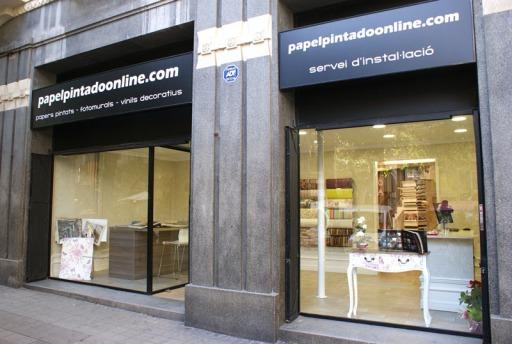 Tienda papelpintadoonline Barcelona